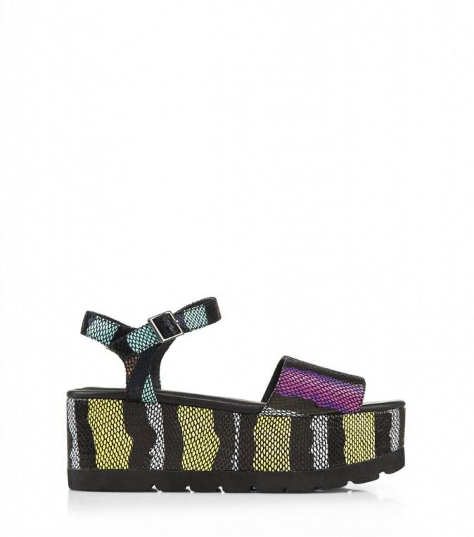 Sandales compensées, New Look 29,99€