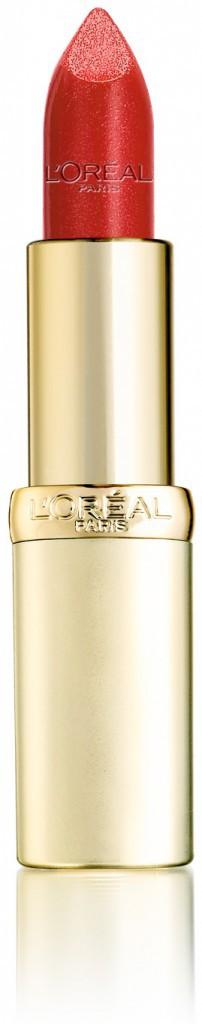 Rouge à  lèvres 115 Rouge Corail, L'Oréal 13,50 €