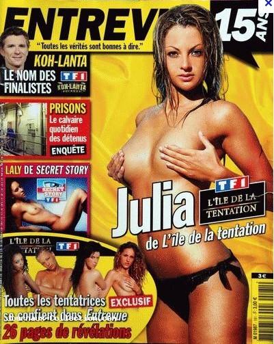 Julia, la briseuse de couple !