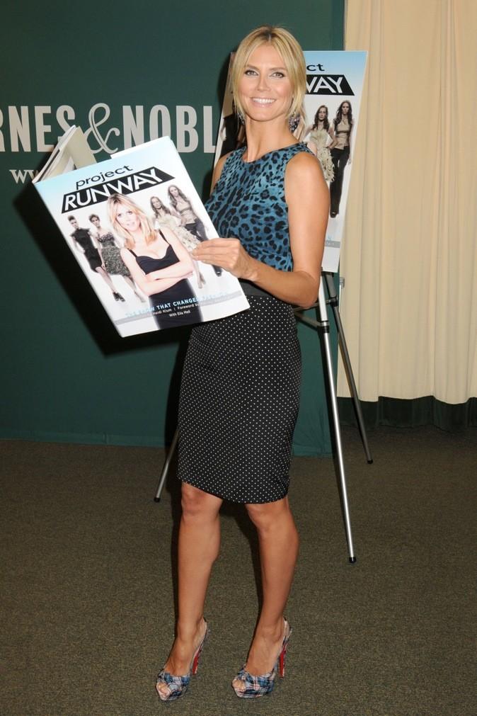 Heidi Klum : jamais sans ses Louboutin !