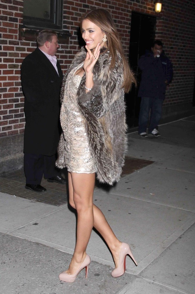 Irina Shayk : le modèle nude l'a fait craquer !