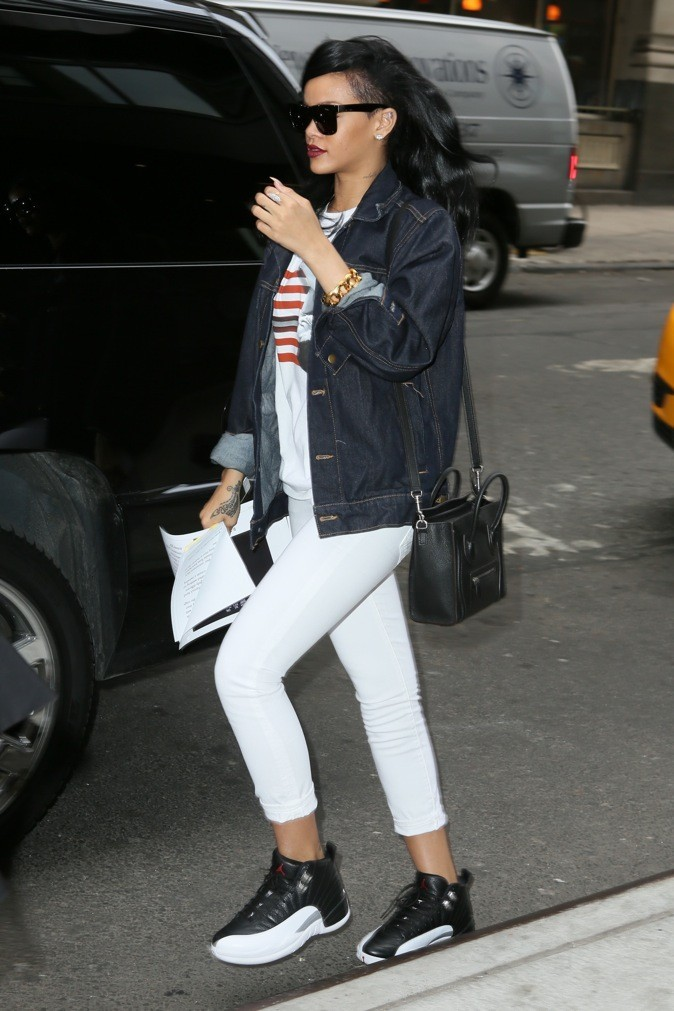 Rihanna : on l'adore !