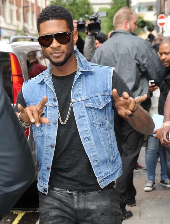 Usher : so fashion !