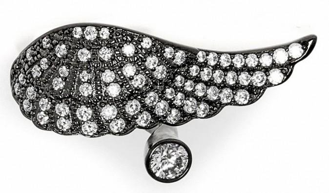 Bague en argent et zirconium, Orus Bijoux 95 €