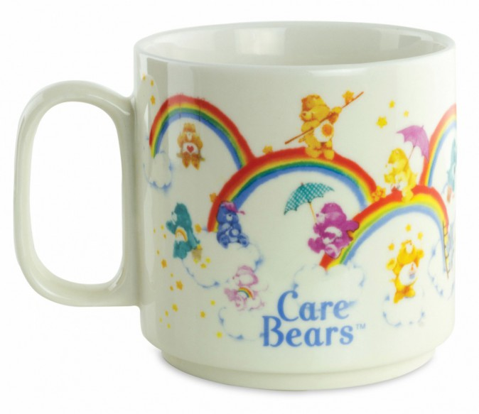 "Mug ""Care Bears"", Bisounours sur place-a.com 12 €"