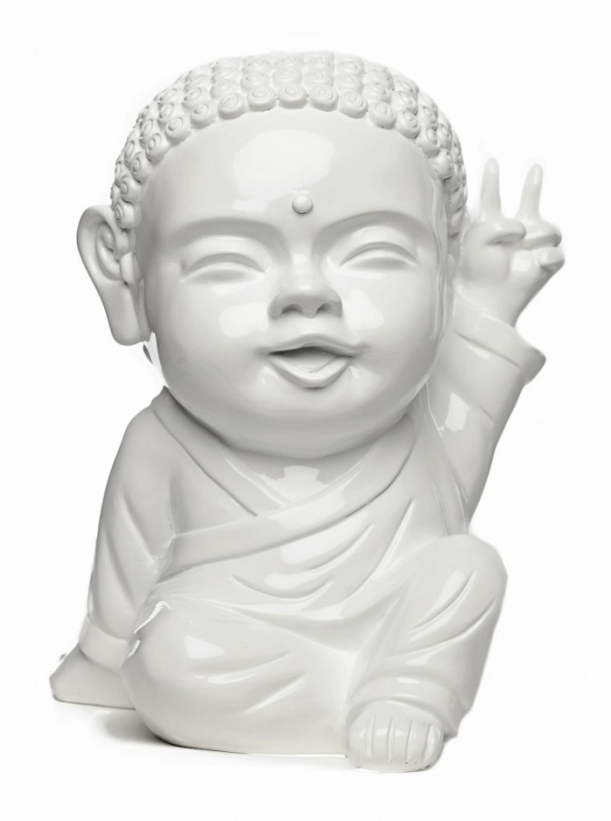 Statuette Iki, (25 cm) sur the-happy- factory.com 89 €