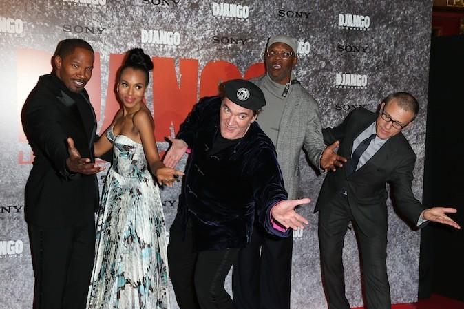 Le casting de Django Unchained