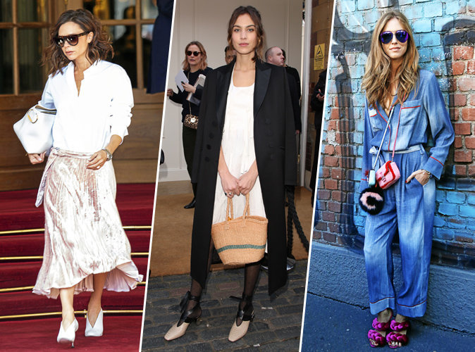 Victoria Beckham, Alexa Chung, Chiara Ferragni... Be?te comme shoes !