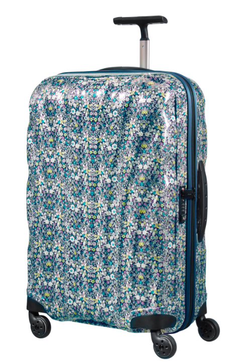 Chic au Cap-Ferret : Valise rigide, Samsonite 399 €