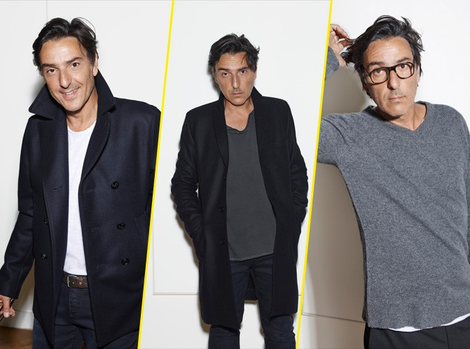 Photos : Yvan Attal : pour Zadig & Voltaire, il se la joue mannequin !