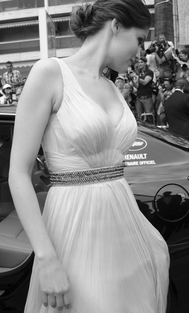 Laetitia Casta au Festival de Cannes