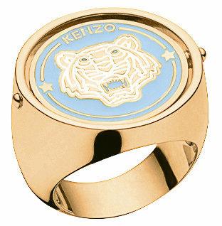 Bague en or, Kenzo 115 €