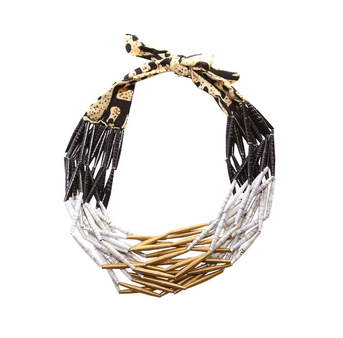Collier de perles, Ithemba 44 €