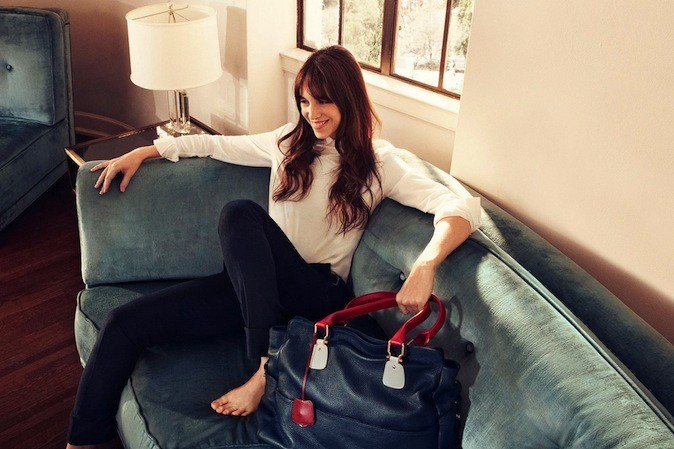 Charlotte Gainsbourg pour Tommy Hilfiger