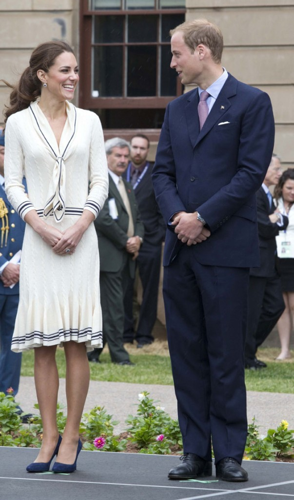 ... ou le prince William ?