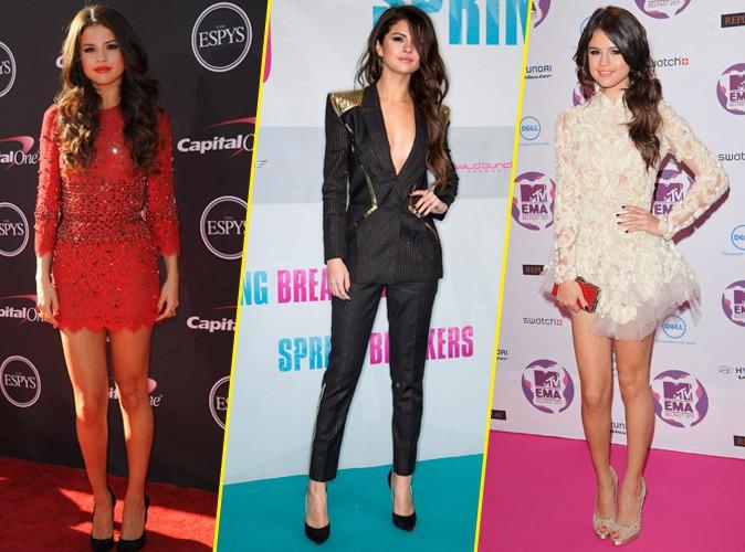 Selena Gomez: 21 ans aujourd'hui, hommage en 21 tenues canon!