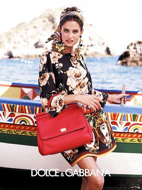 Campagne Dolce & Gabbana.