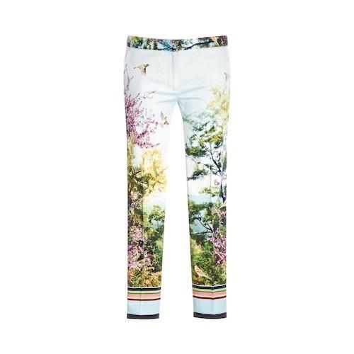Pantalon imprimé, Zara 39,95 €