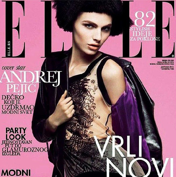 Sofia Coppola a choisi le top androgyne Andrej Pejic pour interpréter une sirène dans son prochain film !