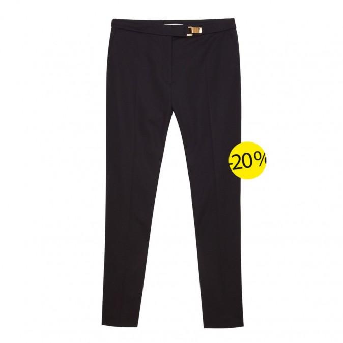 Pantalon en laine, Sandro : 148 euros au lieu de 185 euros 20%