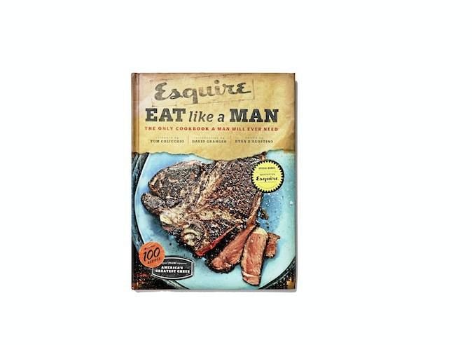 Livre Esquire Eat Like a Man, Éditions Asos 26,94 €
