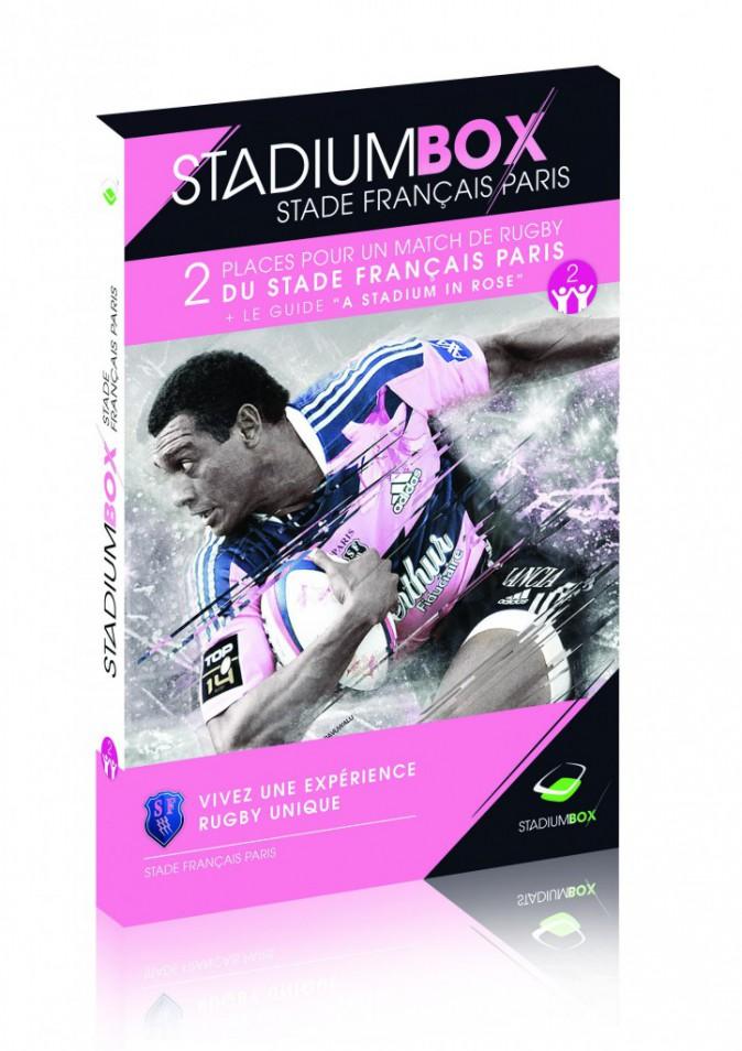 Stadium Box Stade français Paris, 2 places au choix stadiumbox.net 59,90€