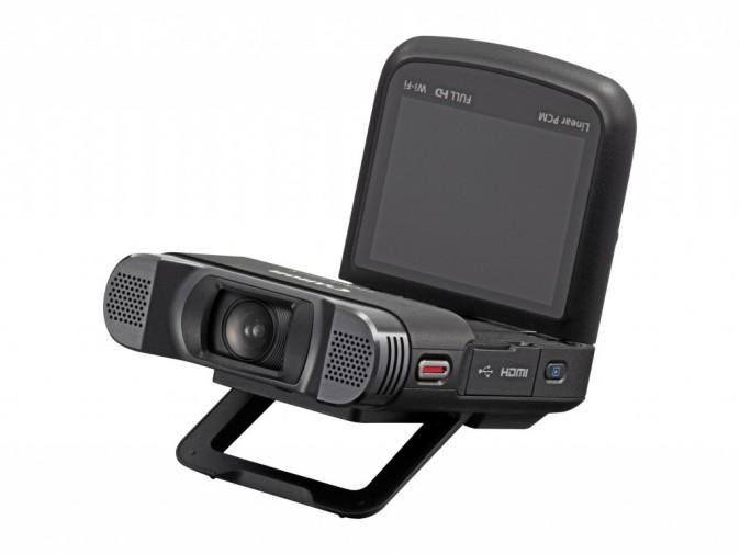Caméscope de poche, Legria mini X, Canon 386 €