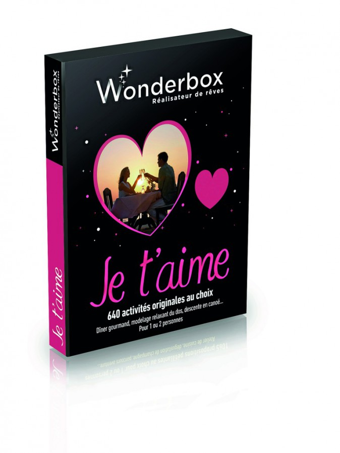 Coffret Wonderbox 25 €