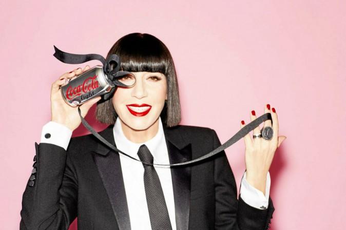 Chantal Thomas pour Coca-Cola Light