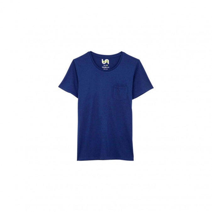 T-shirt bleu marine, Undiz 7€
