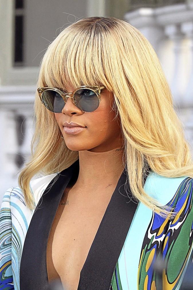 Rihanna : Le coup de blues ? Elle ne connaît pas !