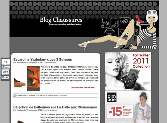 Blog-chaussures.fr