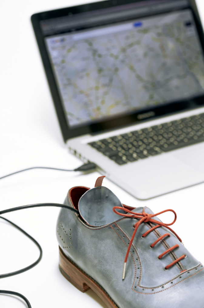 Chaussures GPS