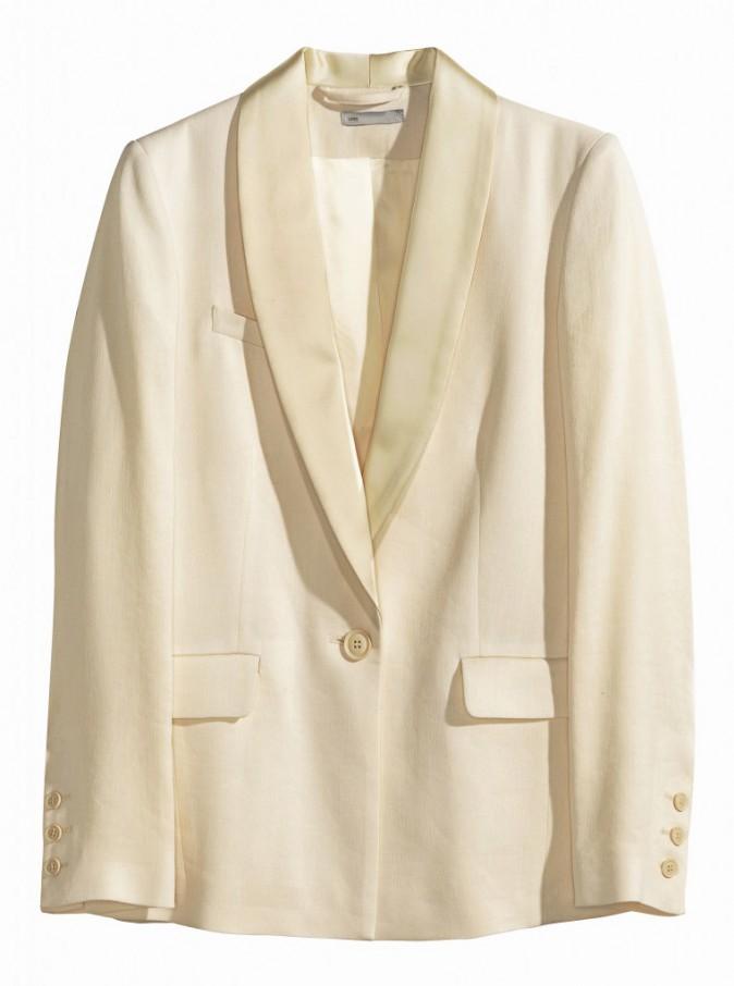 Le blanc : H&M 59.99 €