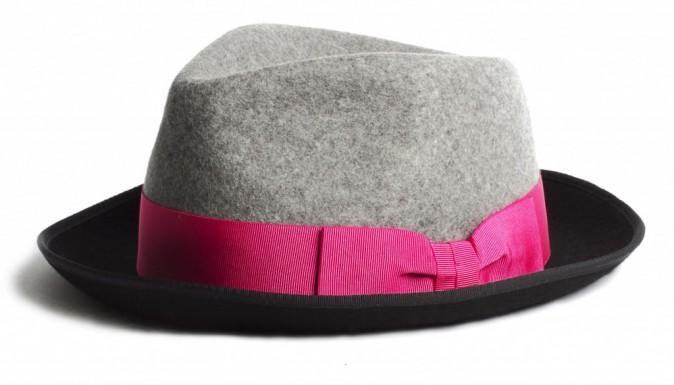 Un hiver à l'eau de rose : Chapeau Drexler, Big Aristote, 90 €