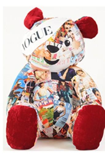 Ours dessiné par Vogue
