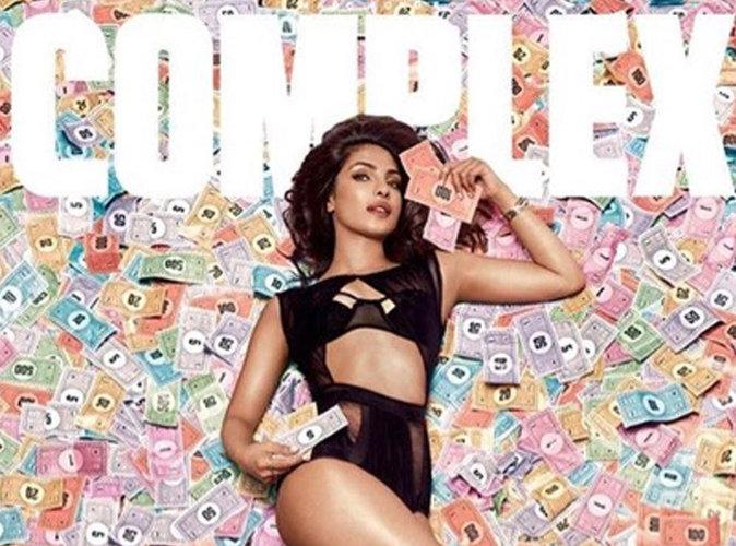 Priyanka Chopra : de Bollywood à Complex Magazine