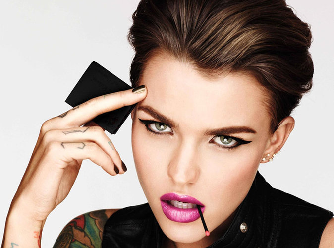 "Ruby Rose : la bombe de la série ""Orange is the New Black"" devient égérie pour Urban Decay"