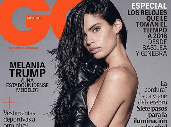 Sara Sampaio : elle nous donne des sueurs froides en couverture de GQ Mexique