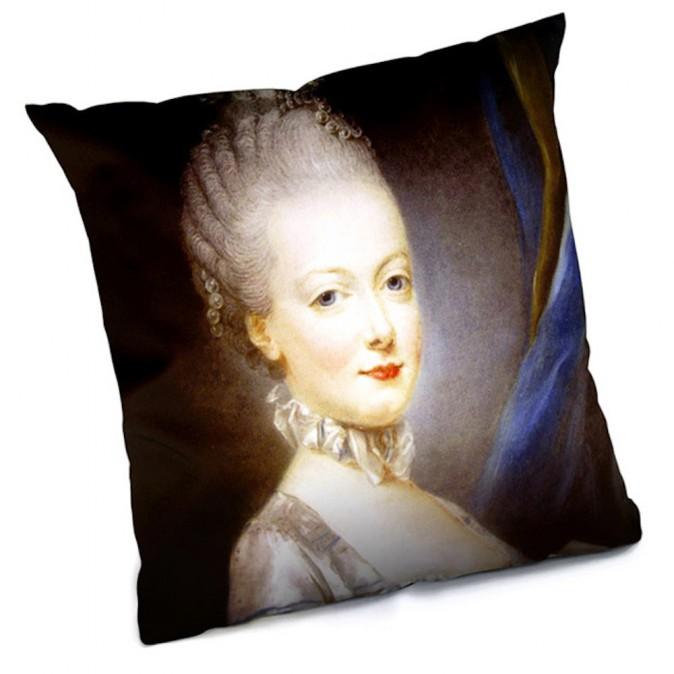 Coussin Marie-Antoinette, Acrilla 45€