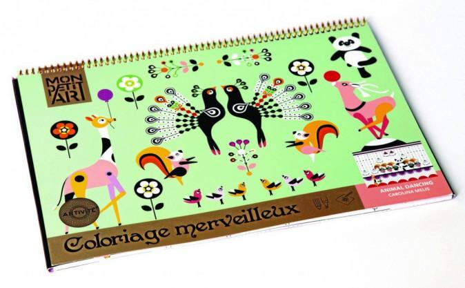 Coloriage merveilleux Animal Dancing 13,75 €