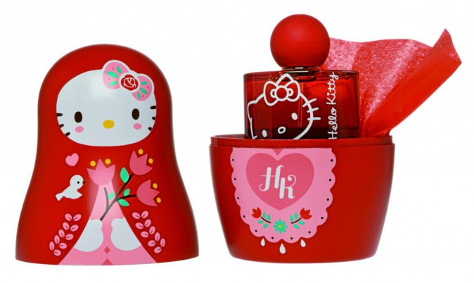 Eau de toilette Hello Kitty From Russia with Love 32 €