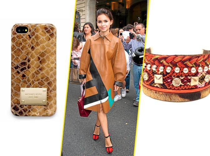 Spécial cadeaux Noël 2013 : shopping show les marrons !