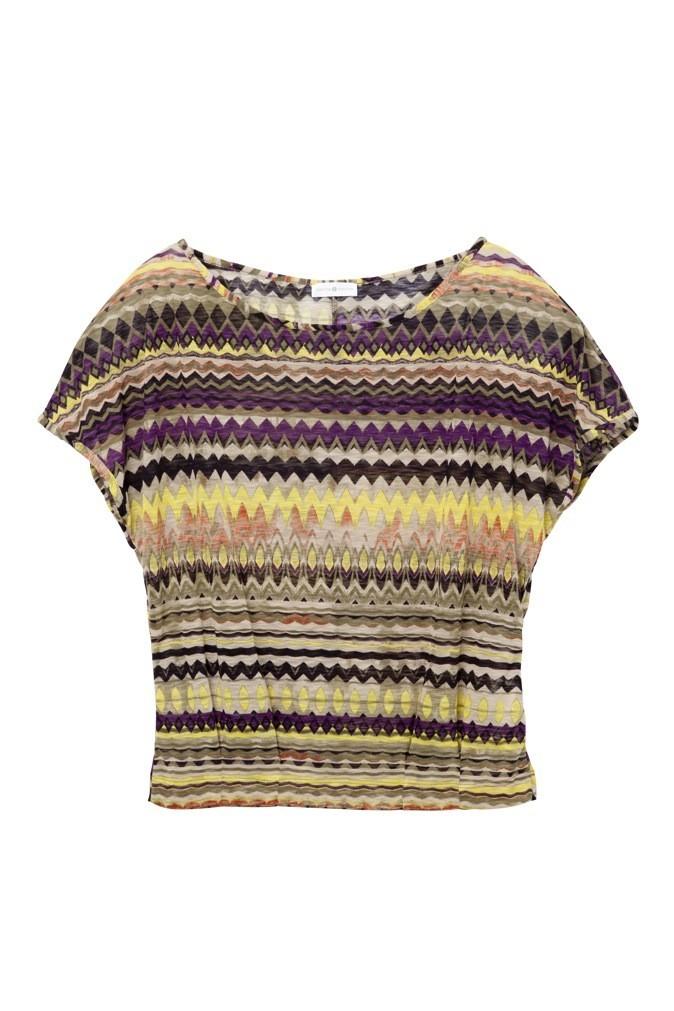 T-shirt imprimé Wax, Cache-Cache. 25,99 €