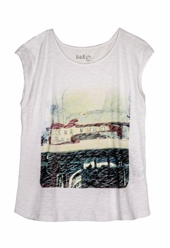 Tee-shirt ba&sh 60 €