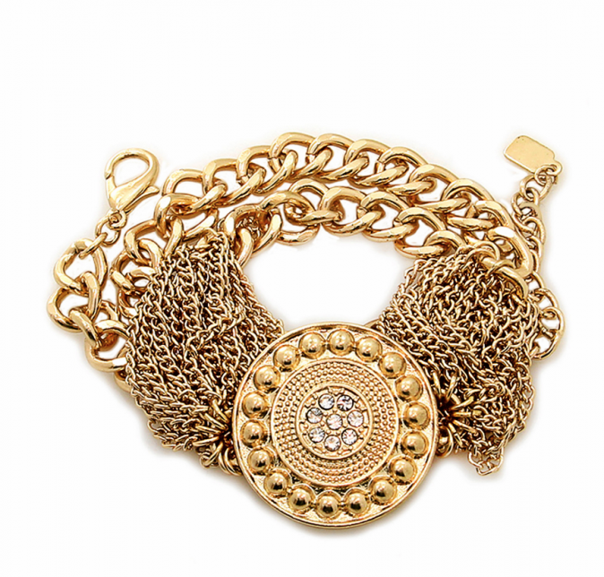 Bracelet bling, Fashion victime, 189€