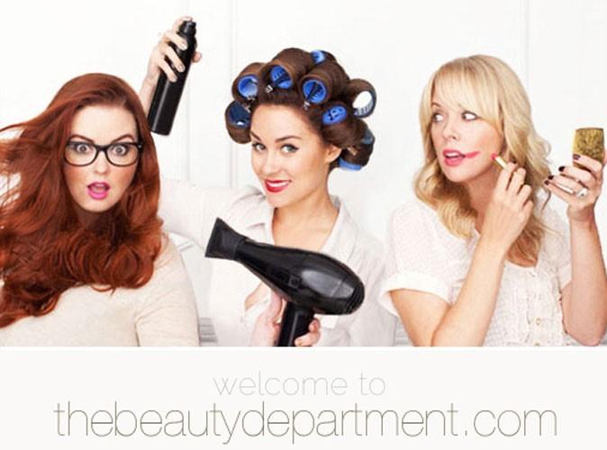 The Beauty Department.com : les astuces beauté de Lauren Conrad en ligne !
