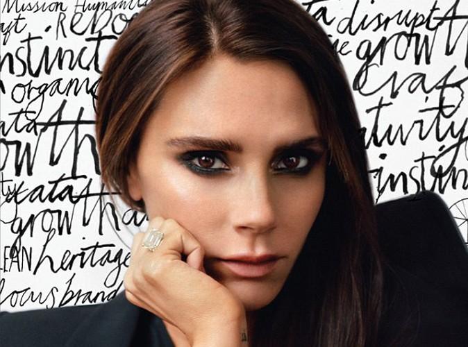 """Victoria Beckham : En tant que créatrice, """"je n'aime pas utiliser la carte de la célébrité""""!"""