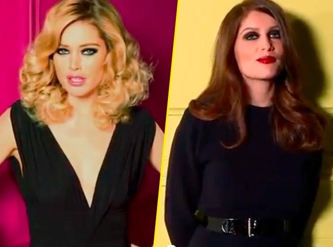 Vidéo : Doutzen Kroes et Laetitia Casta vantent les mérites du nouveau vernis L'Oréal !