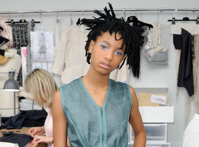 Willow Smith : après Rihanna, c'est elle qui pose pour Carine Roitfeld !